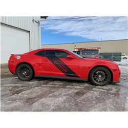 2014 CAMARO ZL1 WITH OVER 1000HP LSX