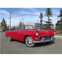 NO RESERVE! 1955 FORD THUNDERBIRD CONVERTIBLE ROADSTER
