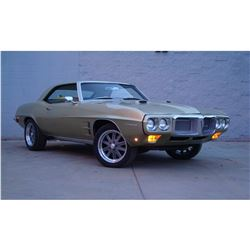 2:30PM SATURDAY FEATURE 1969 PONTIAC FIREBIRD 400