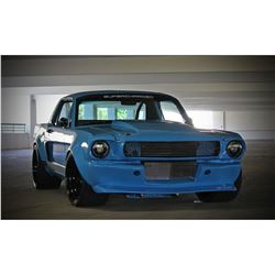 SATURDAY FEATURE 1966 FORD MUSTANG PRO TOURING RESTO MOD
