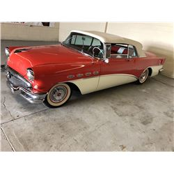 1956 BUICK SUPER SERIES 50 CONVERTIBLE