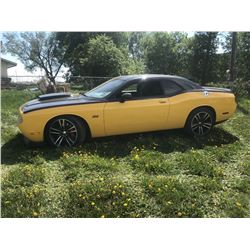 2012 DODGE CHALLENGER SUPERCHARGED CUSTOM