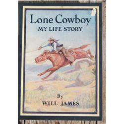 Will James 1942 Long Cowboy