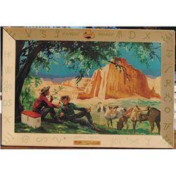 early Falstaff advertising piece