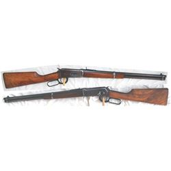 Winchester model  94 30.30 SRC #922343, mfg 1923, fair-good bore, stock probably replaced