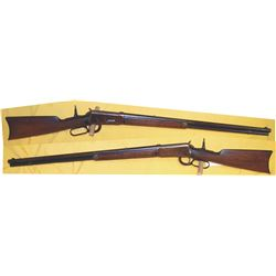 Winchester 1894 25.35 rifle w/tang sight, good bore #180380, mfg 1899