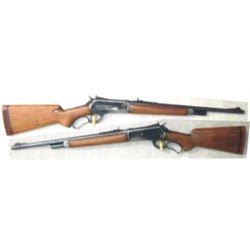 Winchester model 71 .348 half mag #12780, good bore