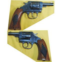 """Iver Johnson .22 LR 3"""" barrel pistol #19345"""