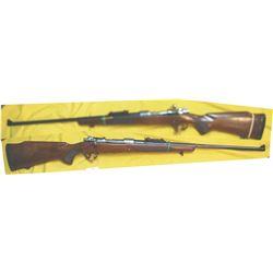 Mouser Model 43 7.65mm bold action custom target gun, #B4456