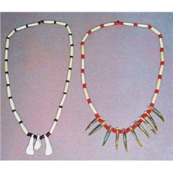 2 Indian necklaces