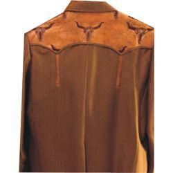 Buffalo Country men's suit