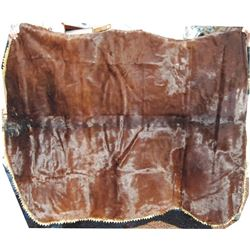 beautiful Cownie Tanning Co horse hide