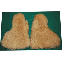 wool stage drivers mittens