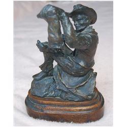 Mel Mallerc bronze