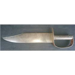 D guard Civil war Bowie knife