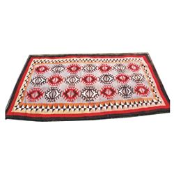 "beautiful Navajo rug, great condition, 51"" x 95"""