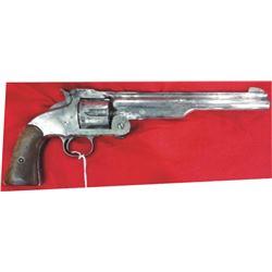 Smith & Wesson 1st model American break top .44CF