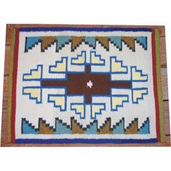 Navajo blanket, storm pattern