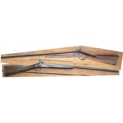 US Springfield 1863 .58 tacked fouling gun