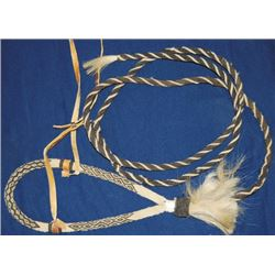 hitched hair bosal