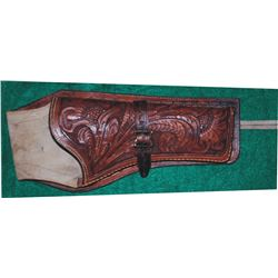 Browning Bros tooled holster