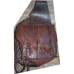 1917 US saddle bags