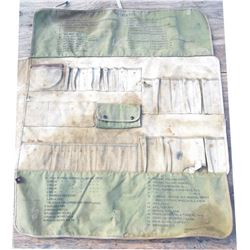 US farriers' tool canvas case