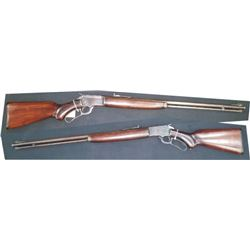 Marlin model 39A rifle with pistol grips .22 takedown