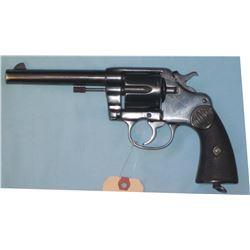 Colt New Service 38.40, rare caliber mfg 1896