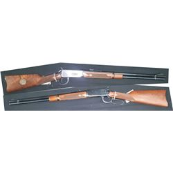 Winchester model 1894 pre 64 30.30 deluxe wood #238491