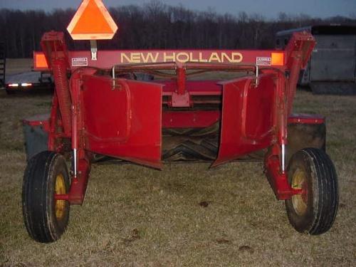 New Holland 408 Discbine