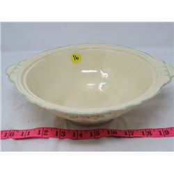 "CERAMIC BOWL (SUNSHINE, J & G MEAKIN, ENG.) *9""*"