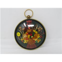 """WALL HANGING (DRIED FLOWERS) *6"""" ACROSS*"""
