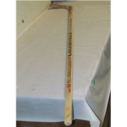 HOCKEY STICK (BOSCHMAN) SIGNED