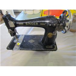 SINGER SEWING MACHINE (1936-46)