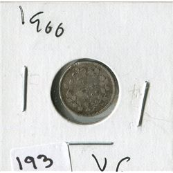 1900 CNDN SMALL NICKEL (SILVER)