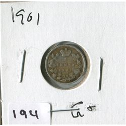 1901 CNDN SMALL NICKEL (SILVER)