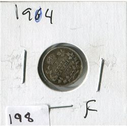 1904 CNDN SMALL NICKEL (SILVER)