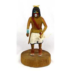 Native American Hopi Kachina by Frank Lomavyma