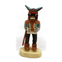 Hopi Tadpole Kachina by Deloria Adams