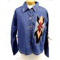 Western Denim Jacket