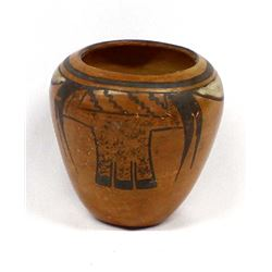 Vintage Native American Hopi Pottery Jar