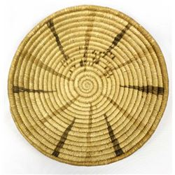 Seri Indian 3-Toned Coiled Basket