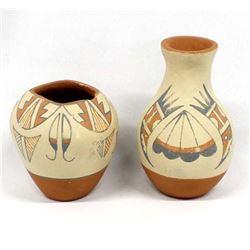 2 Pieces of Jemez Pueblo Pottery