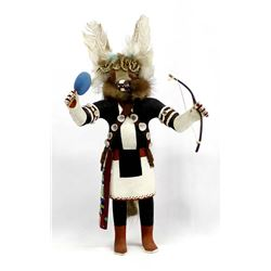 Native American Hopi Badger Kachina