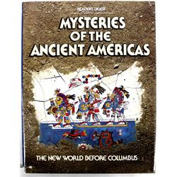 Reader's Digest Mysteries of the Ancient Americas