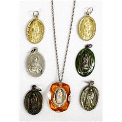 Estate Our Lady of Guadalupe Medallions