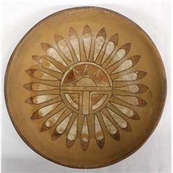 1930s Native American San Juan Pottery Bowl