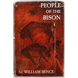 People of the Bison by William Bence