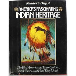 America's Fascinating Indian Heritage, Book